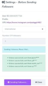 INCREASE INSTAGRAM FOLLOWER