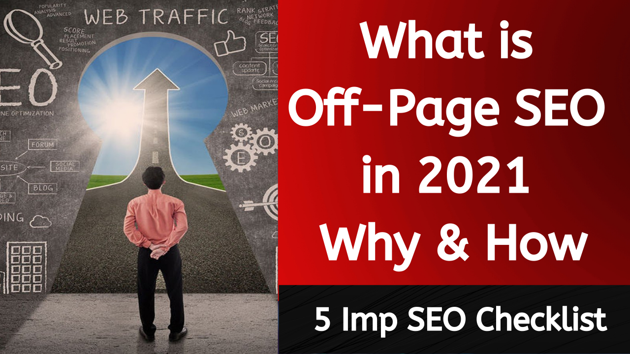 what is off page seo techniques